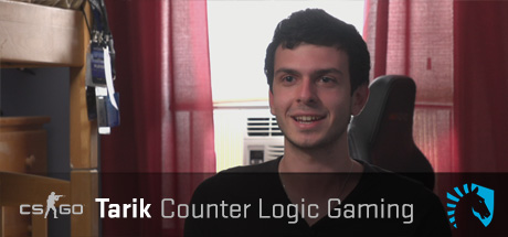 CS:GO Player Profiles: Tarik - Counter Logic Gaming