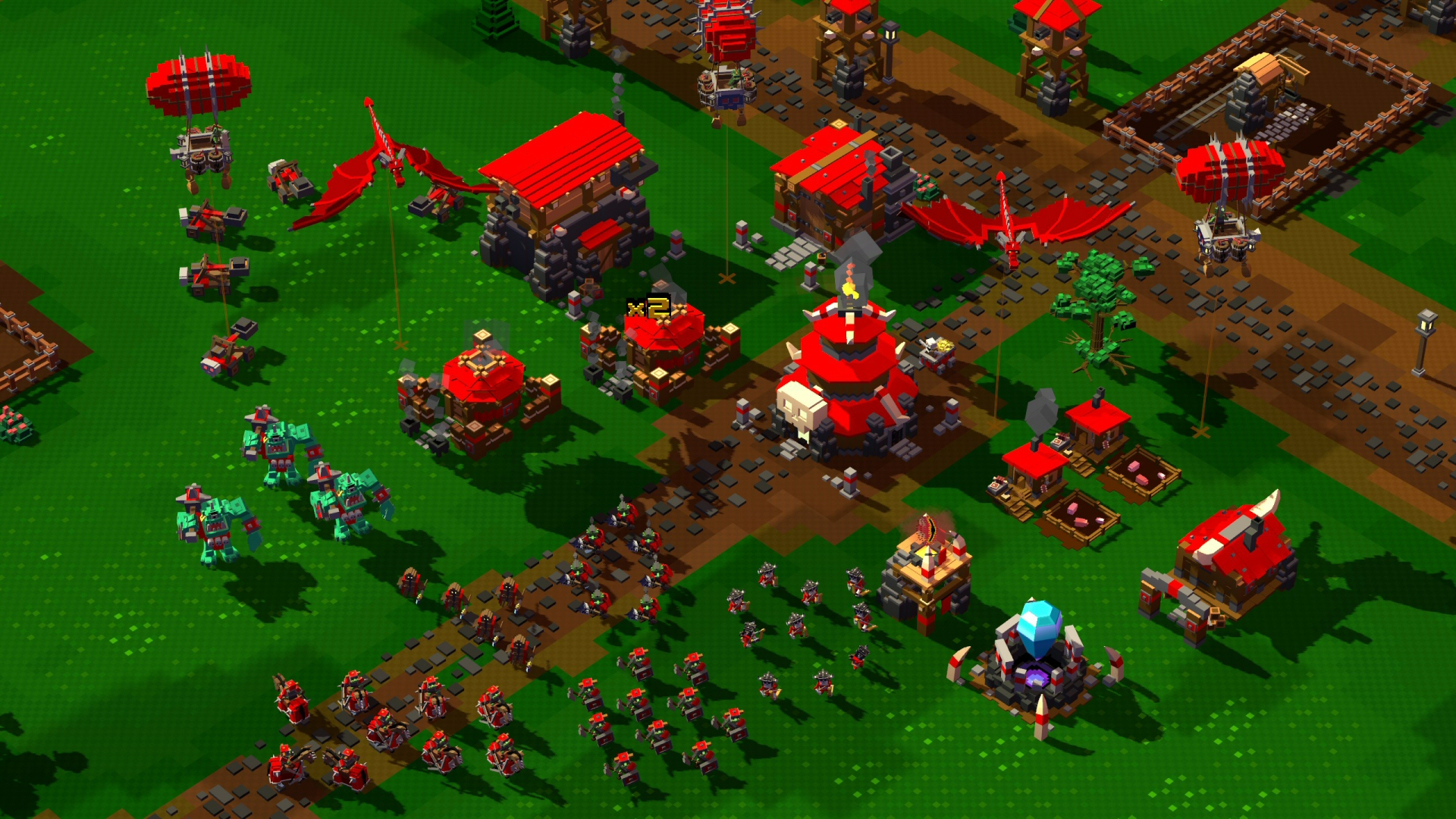 8-Bit Hordes screenshot