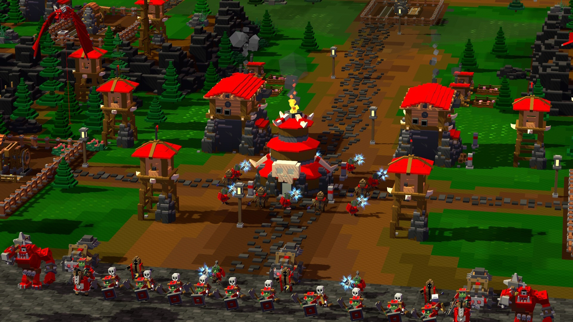 8-Bit Hordes screenshot