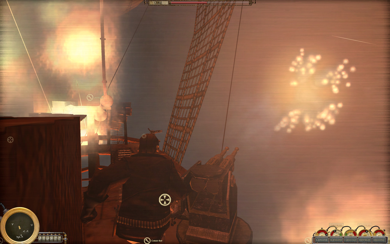 Flight of the Icarus screenshot