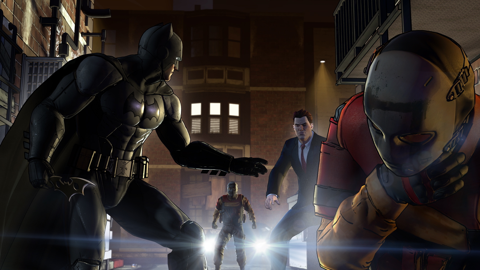 Batman - The Telltale Series Screenshot 2