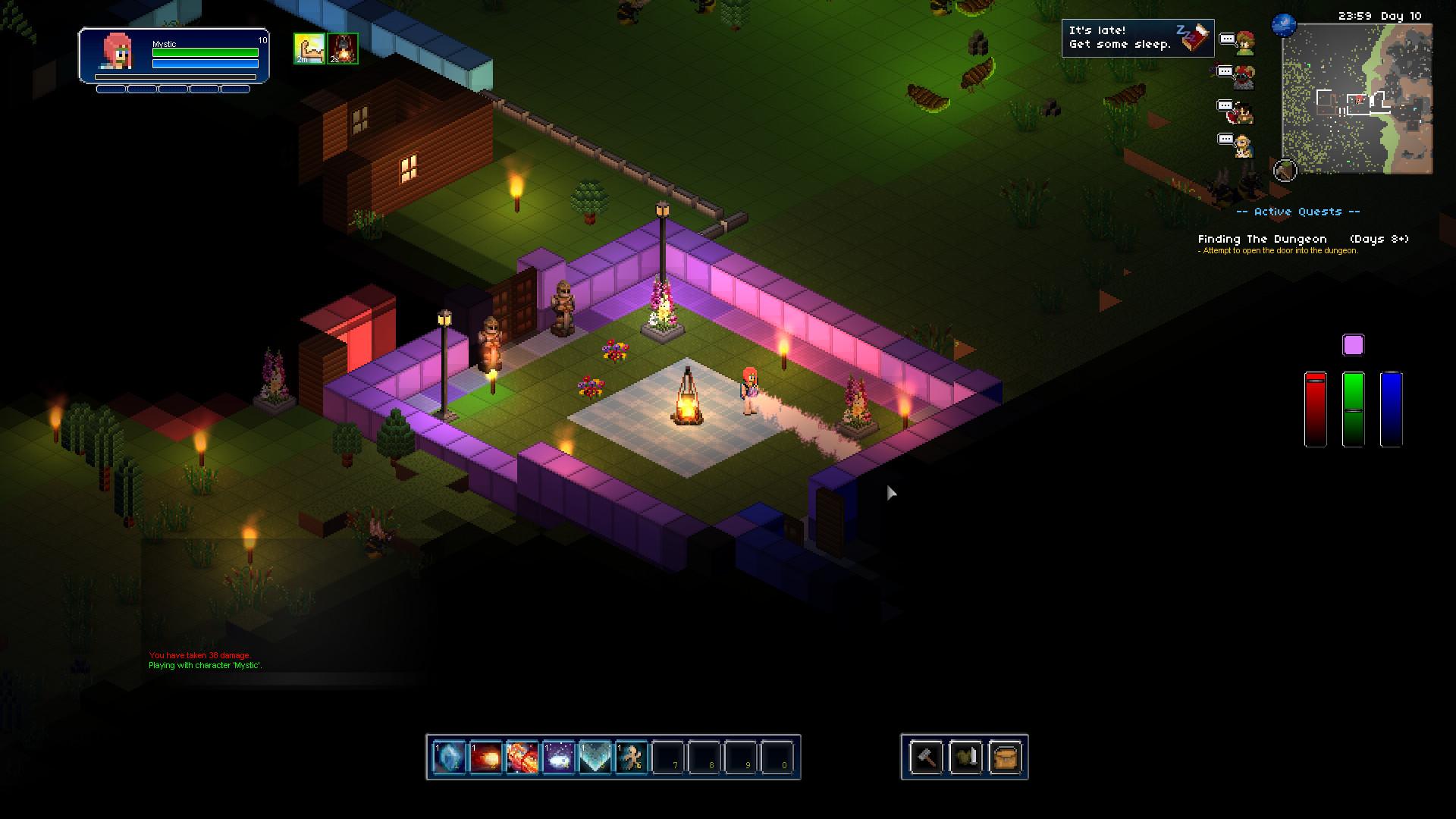 Shards of Azuria screenshot