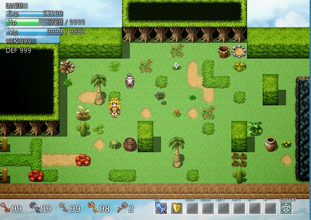 Evil Maze Horror Forest DLC screenshot