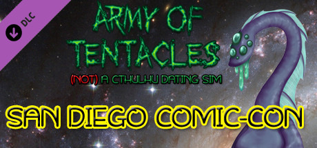 Army of Tentacles: San Diego Comic Con 2016 Quest & Item Pack