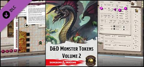 Fantasy Grounds - D&D Tokens Volume 2