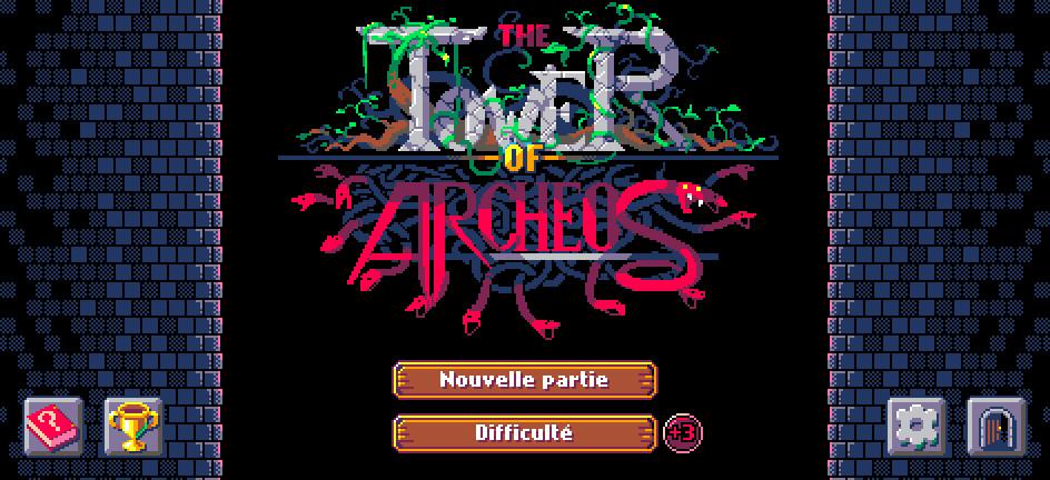 Tower of Archeos screenshot