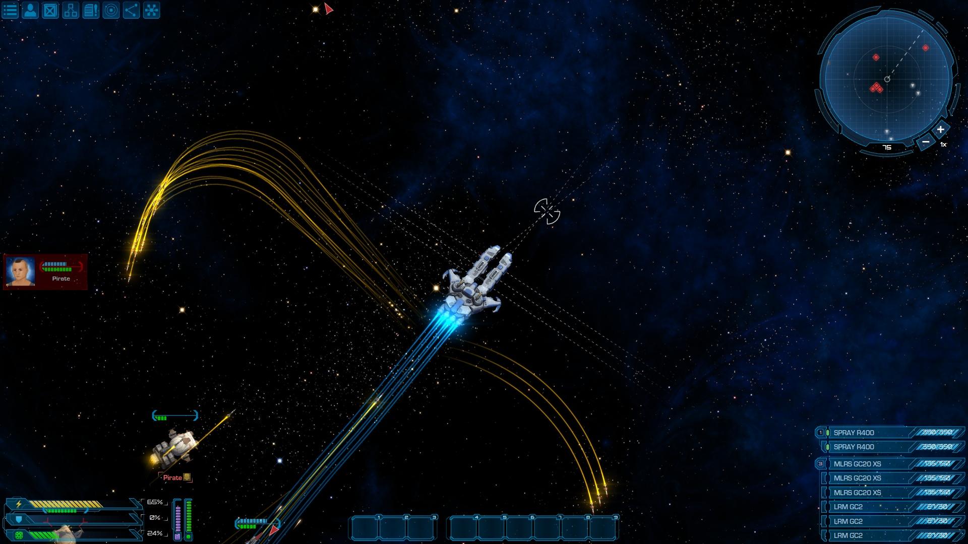 VoidExpanse: Pariahs' Bane screenshot