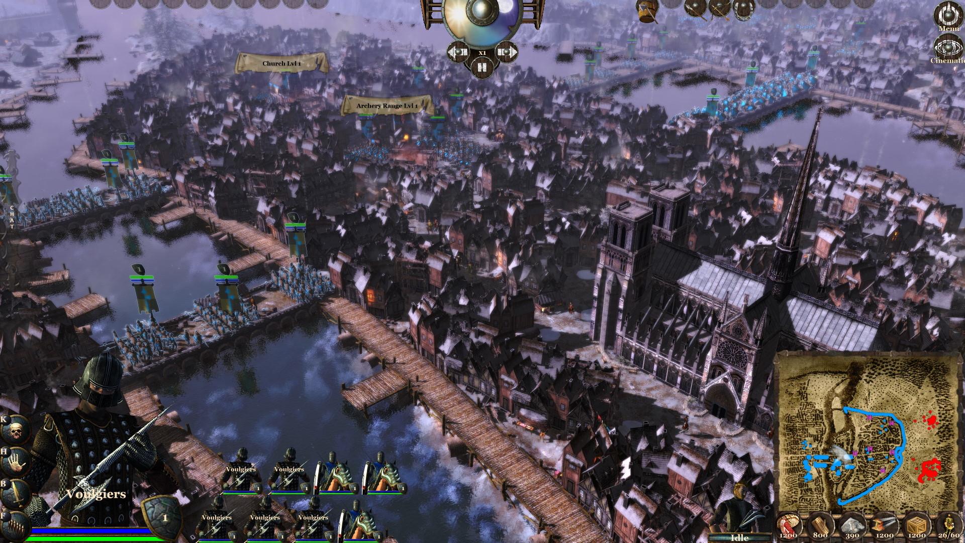 Medieval Kingdom Wars screenshot