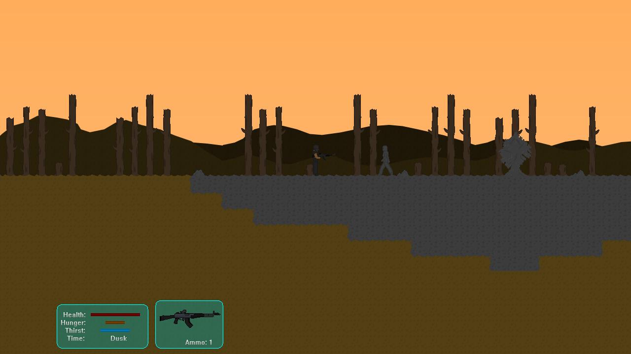 The Sunset screenshot