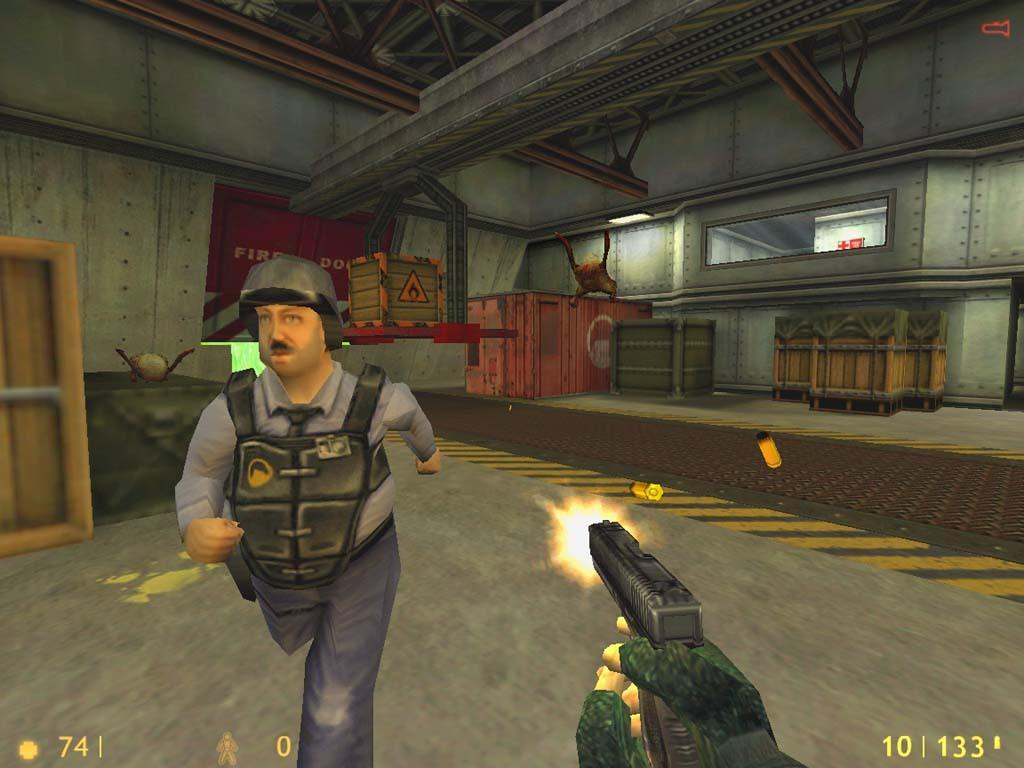 Half Life Multiplayer скачать