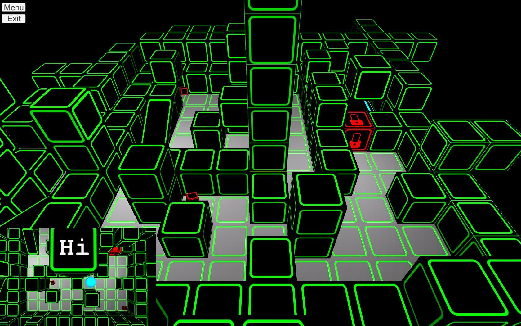 Cubic complex screenshot