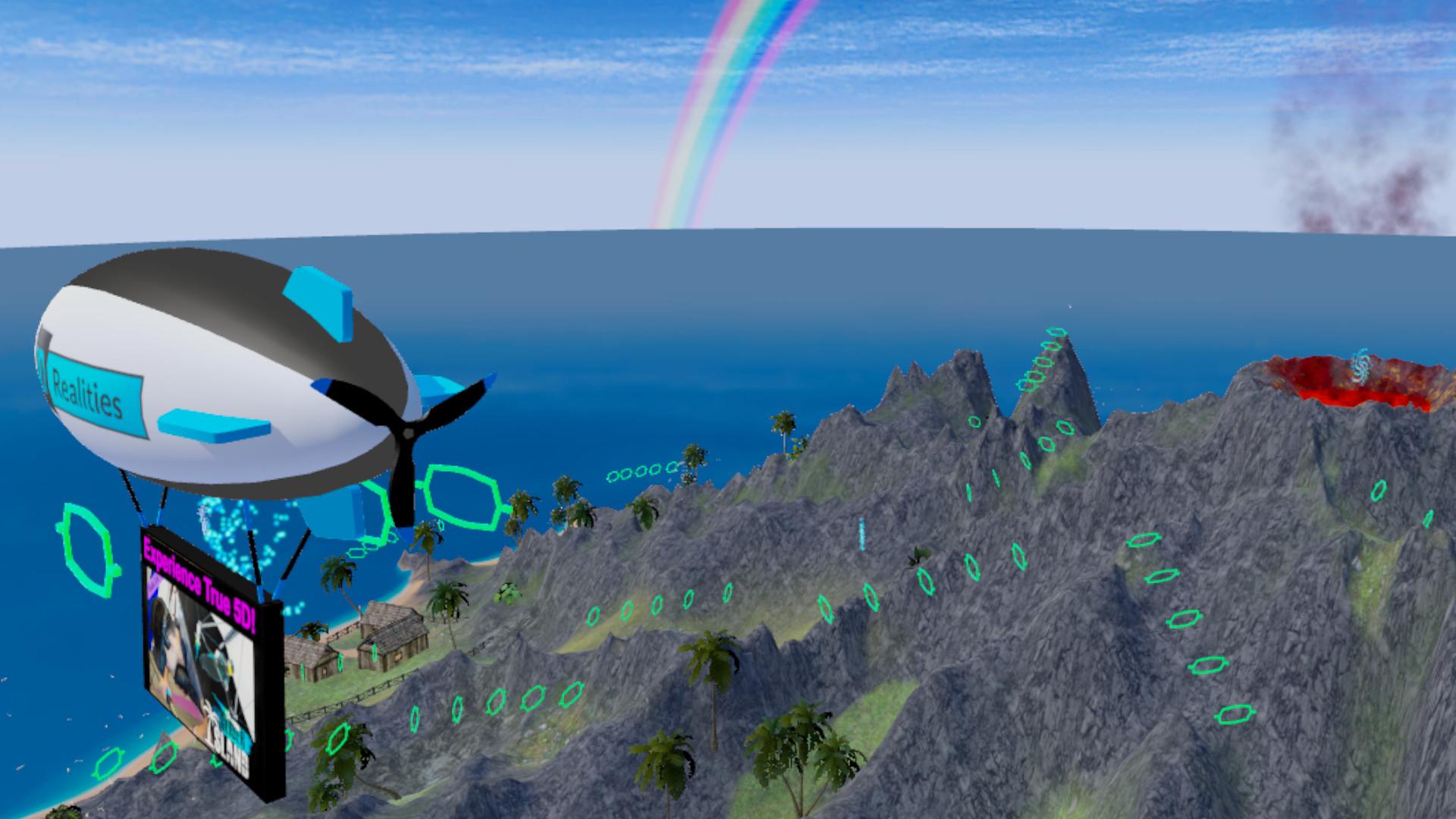 Glider Island screenshot