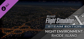 FSX Steam Edition: Night Environment: Rhode Island Add-On