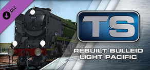 Train Simulator: Rebuilt Bulleid Light Pacific Steam Loco Add-On