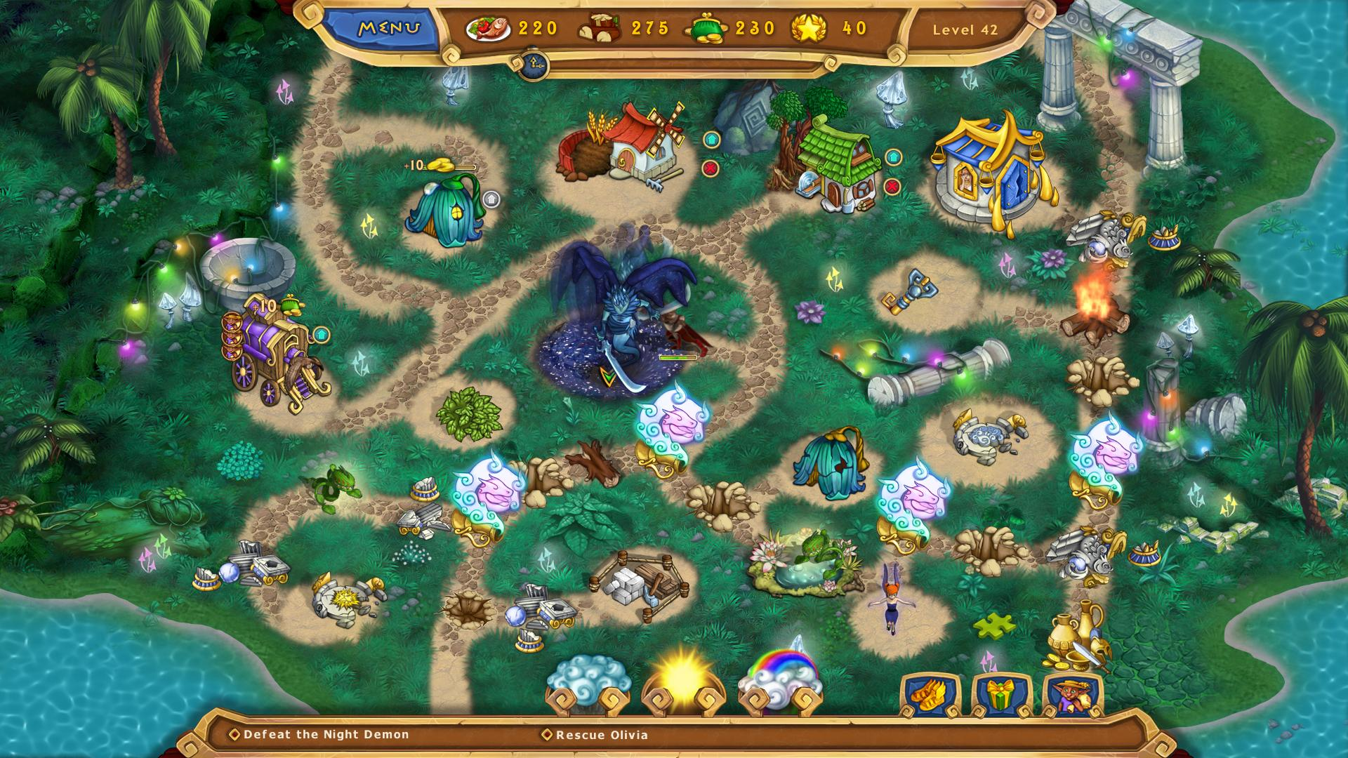Weather Lord: Legendary Hero Collector's Edition screenshot