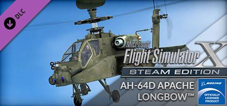 FSX Steam Edition: AH-64D Apache Longbow Add-On