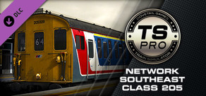 Train Simulator: Network Southeast Class 205 'Thumper' DEMU Add-On