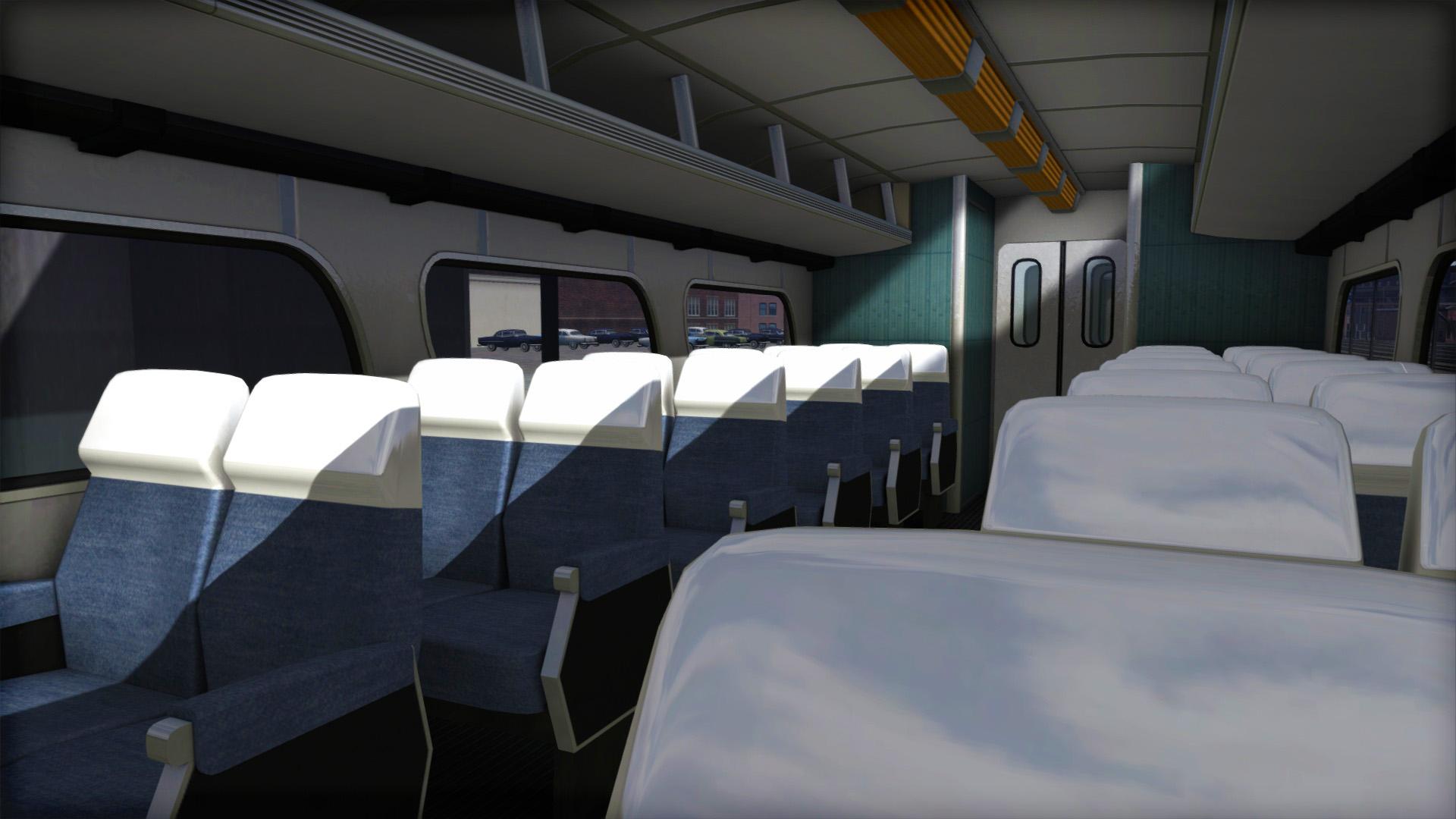 Train Simulator: Aerotrain Streamlined Train Add-On screenshot