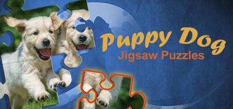 Puppy Dog: Jigsaw Puzzles