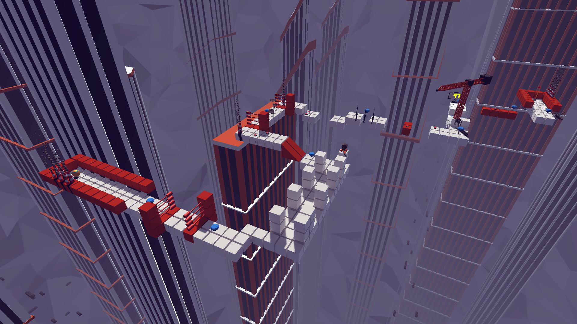 HardCube Soundtrack screenshot