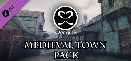 S2ENGINE HD - Medieval Town Pack