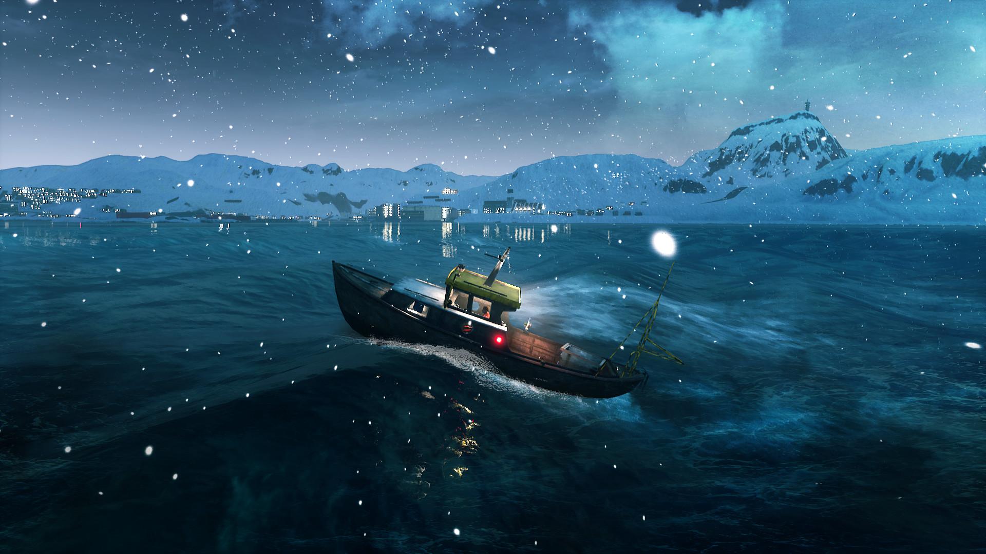 Fishing: Barents Sea - Download Free Full Games | Simulation games