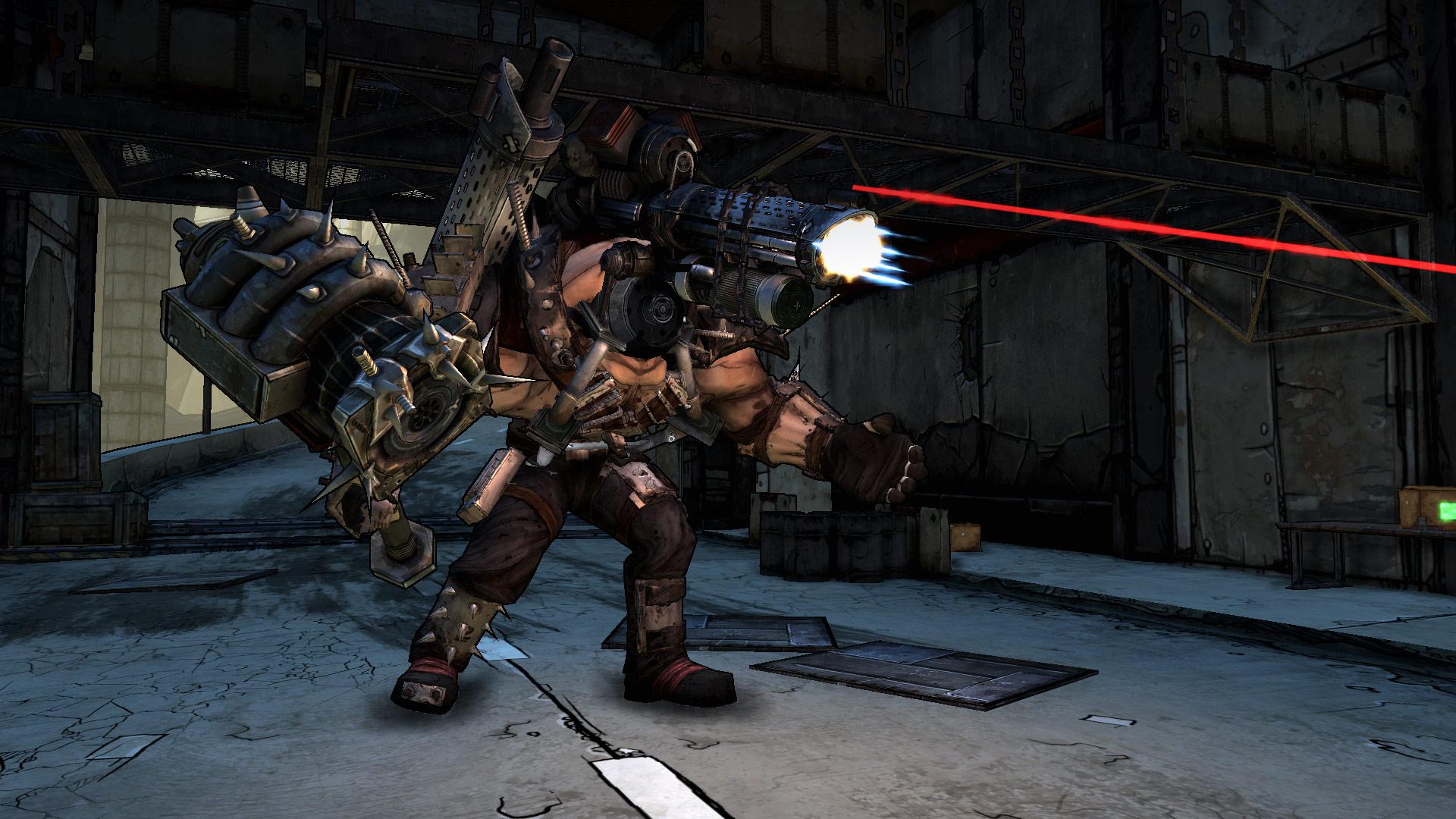 Borderlands: The Secret Armory of General Knoxx screenshot