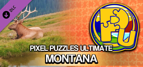 Jigsaw Puzzle Pack - Pixel Puzzles Ultimate: Montana
