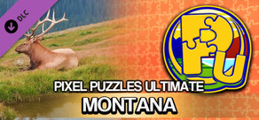 Pixel Puzzles Ultimate - Puzzle Pack: Montana