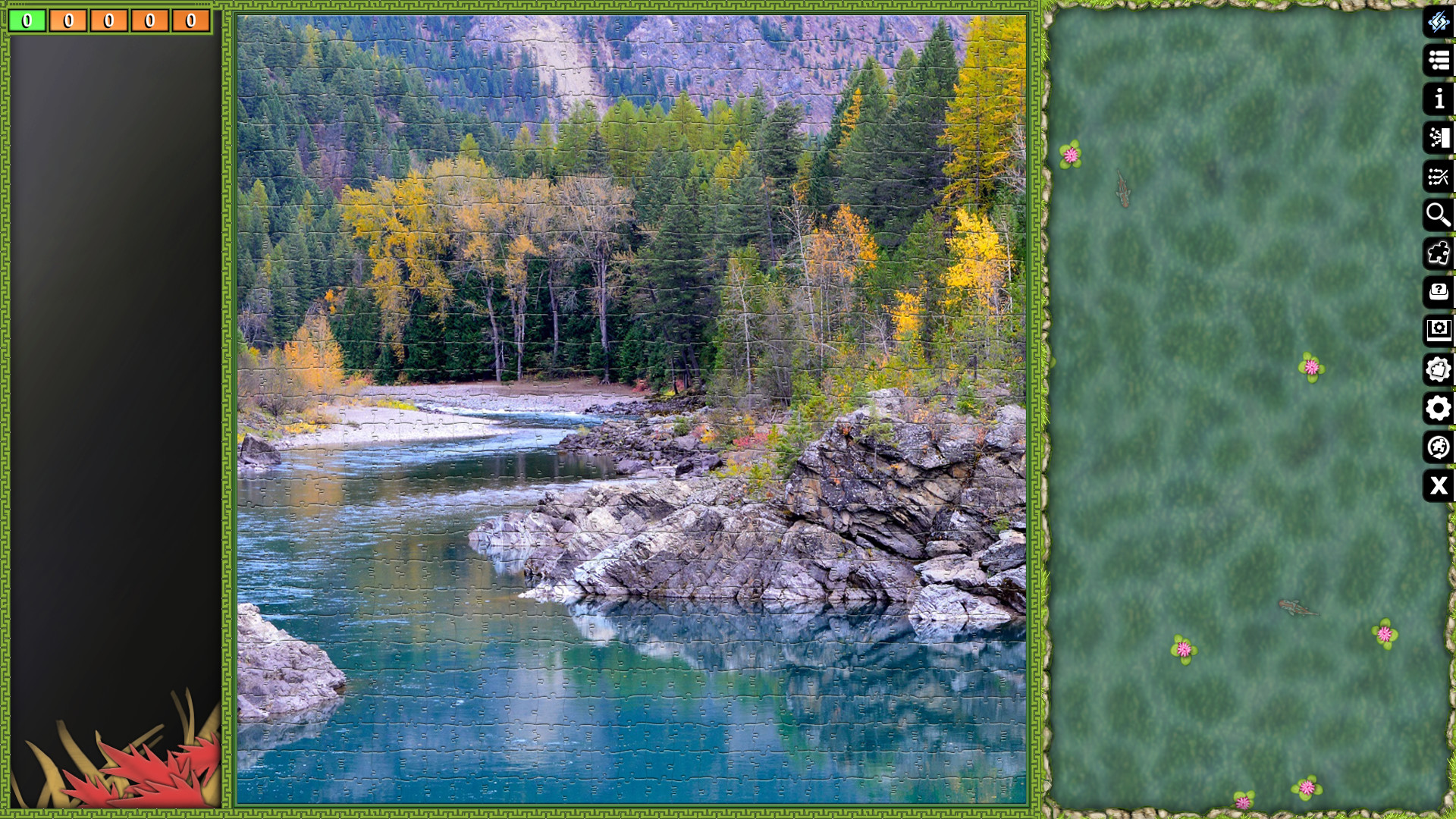 Jigsaw Puzzle Pack - Pixel Puzzles Ultimate: Montana screenshot