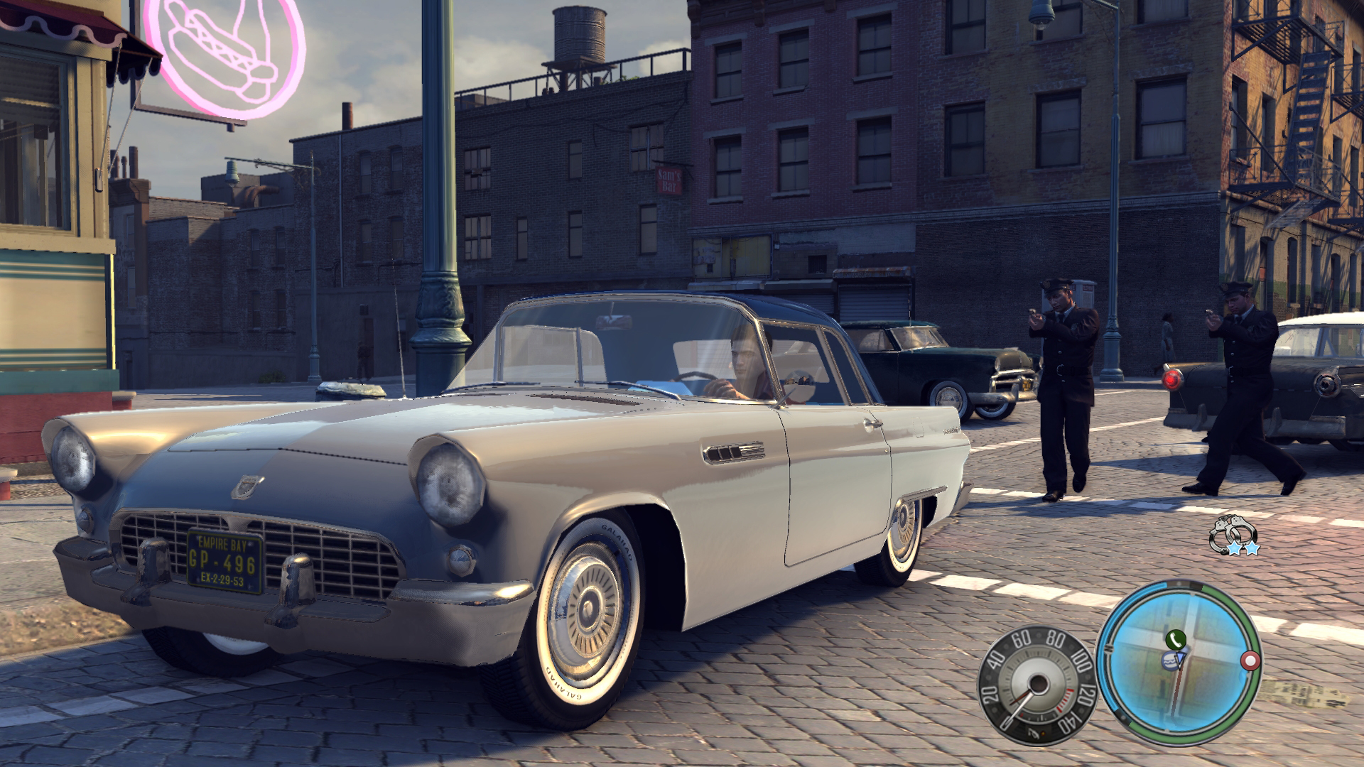 Mafia II screenshot