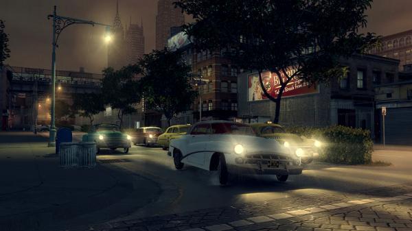 Скриншот игры [Аккаунт] Mafia II
