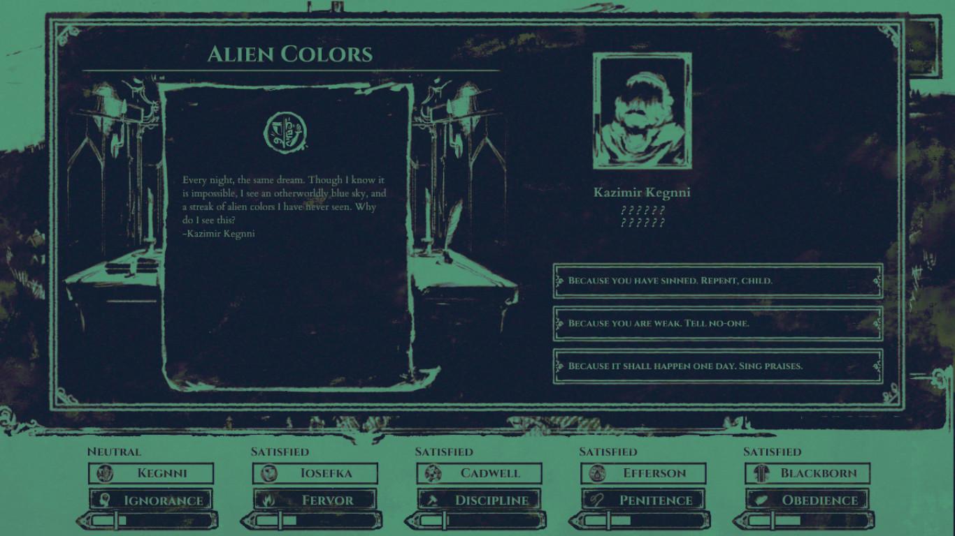 The Shrouded Isle screenshot