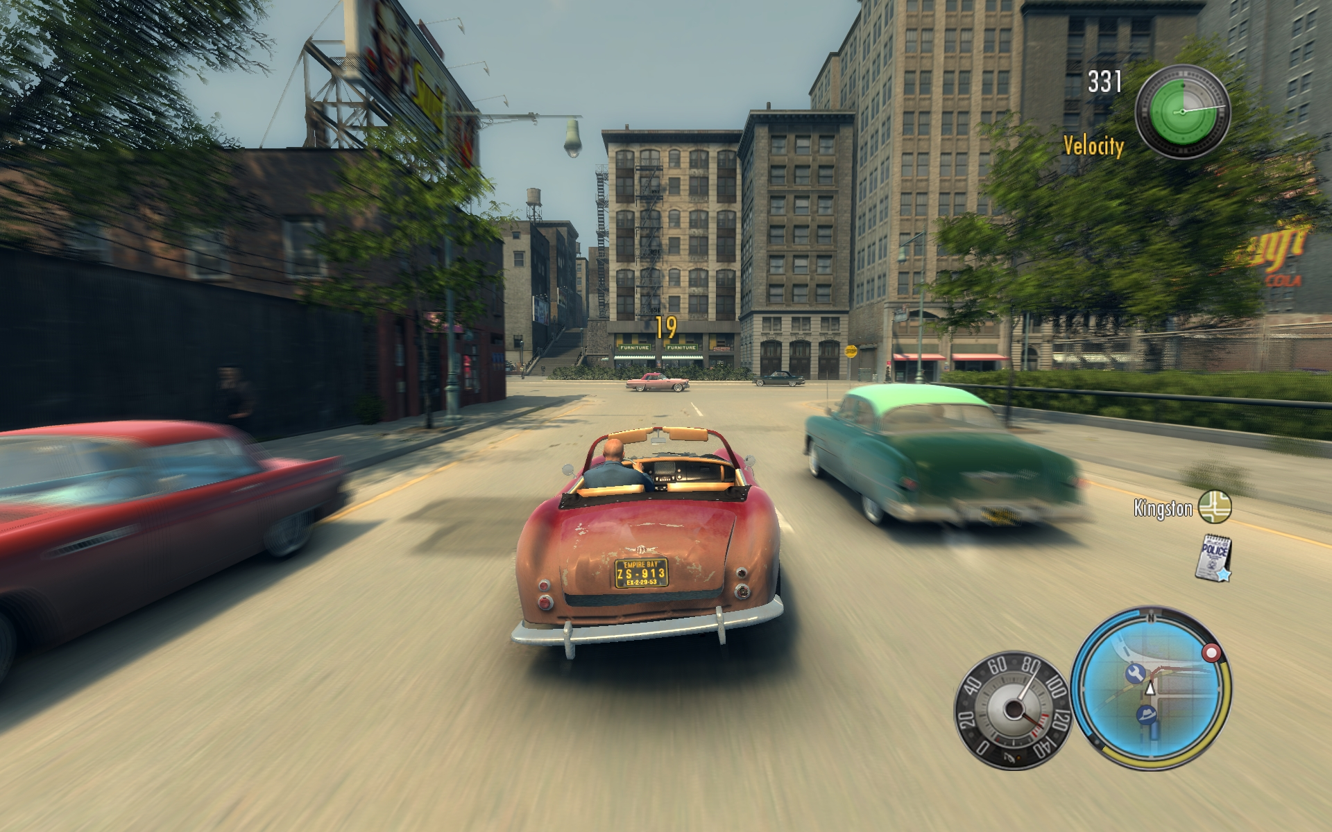 Mafia II DLC: Jimmy's Vendetta screenshot