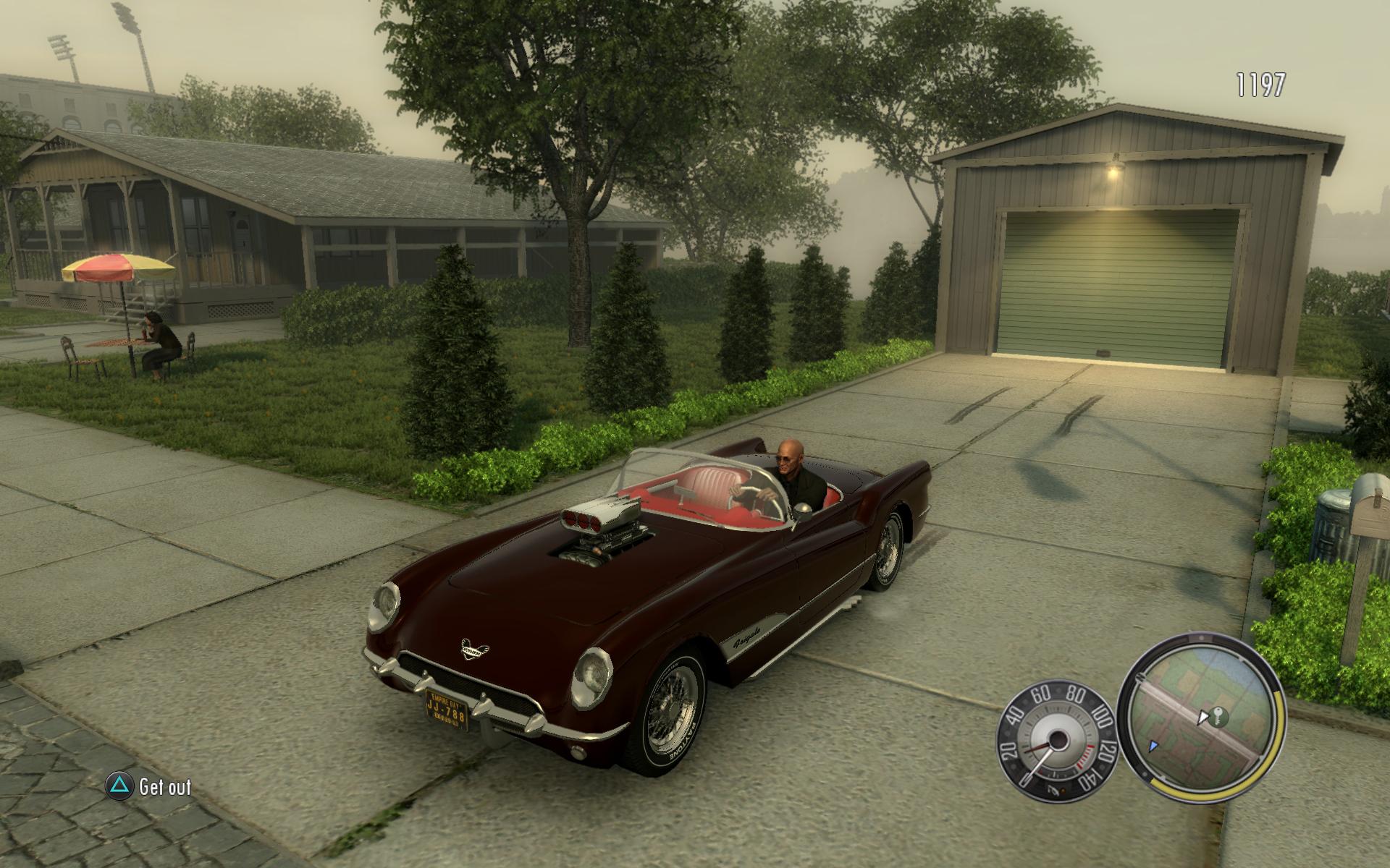 Mafia II DLC: Betrayal of Jimmy screenshot