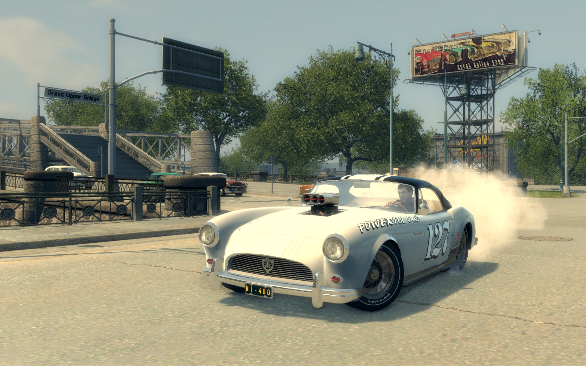 Mafia II DLC: Joe's Adventure screenshot