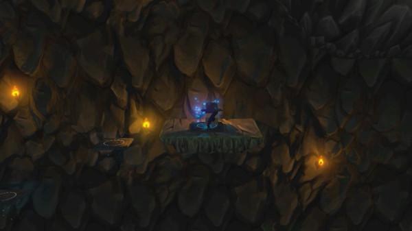 скриншот Torch Cave 4