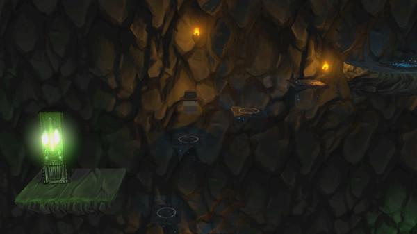 скриншот Torch Cave 5