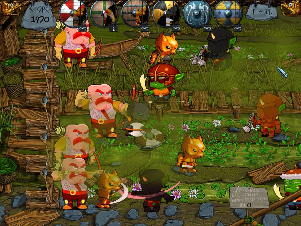 Orczz screenshot