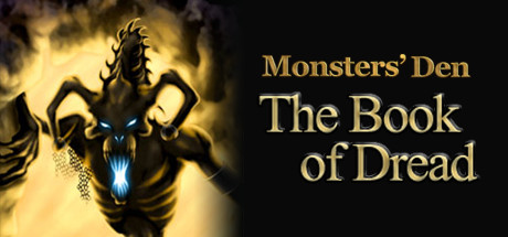 Monsters Den: Book of Dread