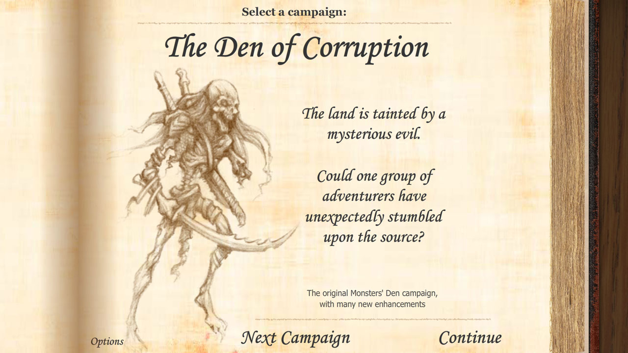 Monsters' Den: Book of Dread screenshot