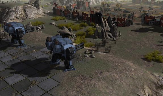 Warhammer 40 000 Sanctus Reach
