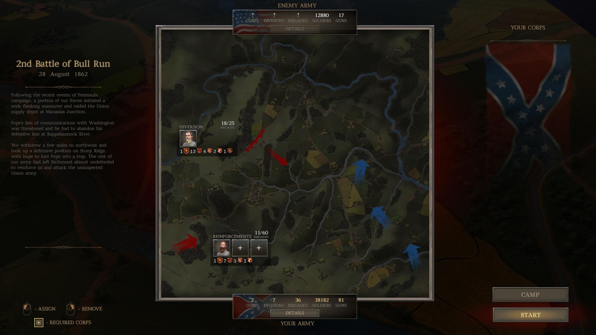 Ultimate General: Civil War [2017|Rus|Eng]
