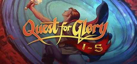 Allgamedeals.com - Quest for Glory 1-5 - STEAM