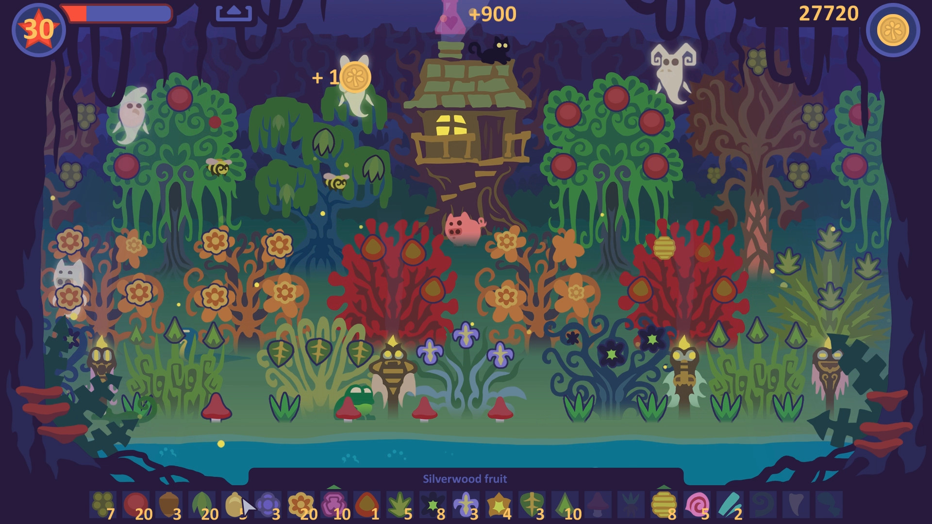 Voodoo Garden screenshot
