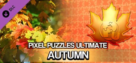 Pixel Puzzles Ultimate - Puzzle Pack: Autumn