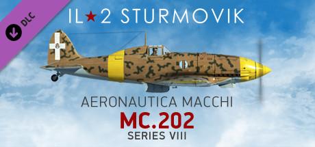 IL-2 Sturmovik: MC.202 Series VIII Collector Plane