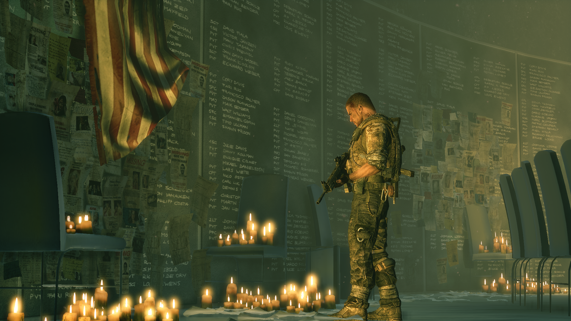 Spec Ops: The Line screenshot