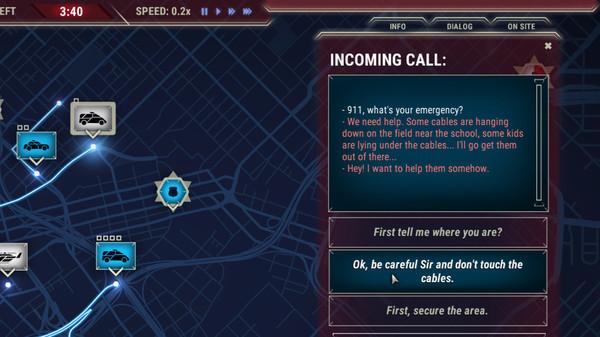 911Operator スクリーンショット3