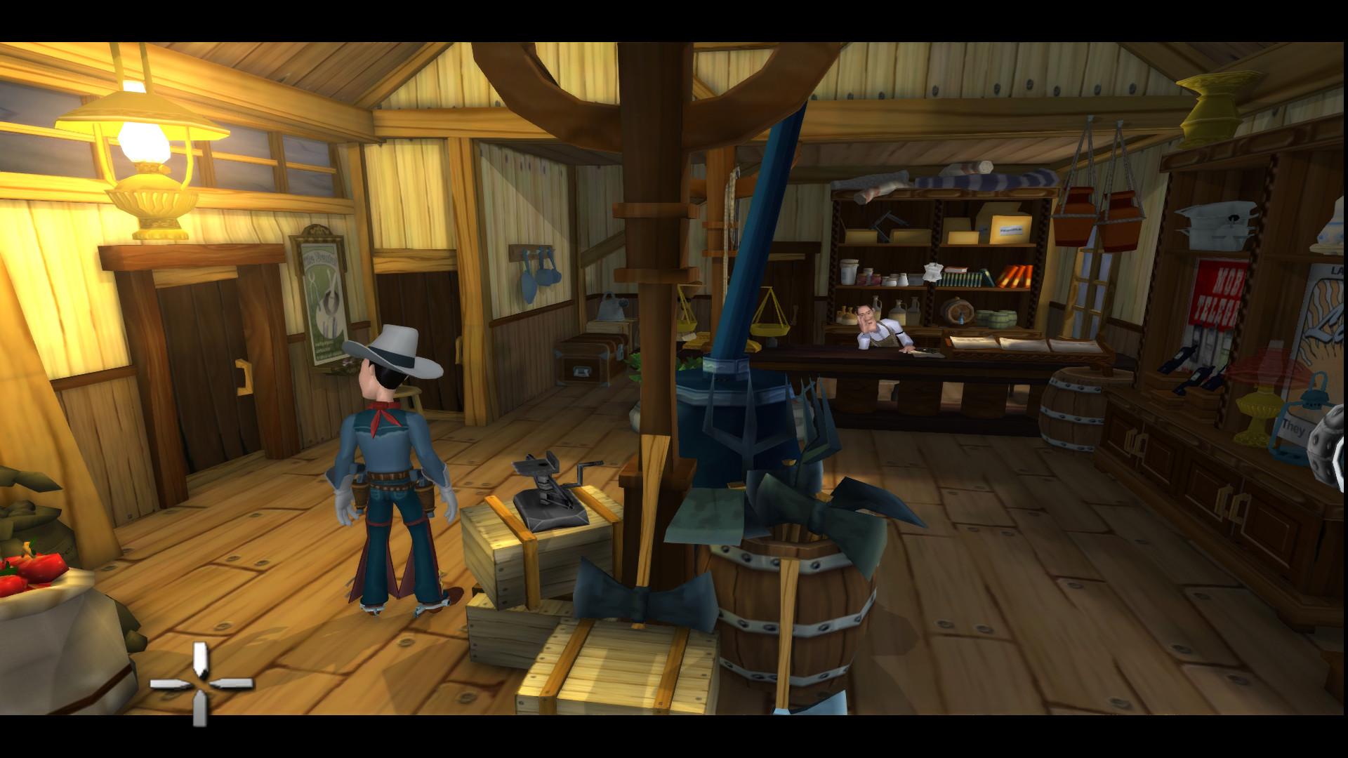 Fenimore Fillmore: The Westerner screenshot